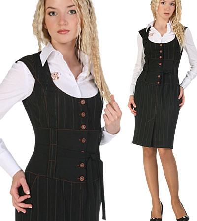 Стильная одежда для женщин: Белорусская женская одежда больших размеров.